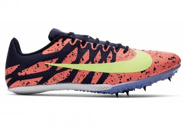 Chaussures d'Athlétisme Nike Rival S 9 Orange / Noir