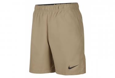Short Nike Flex Training Beige