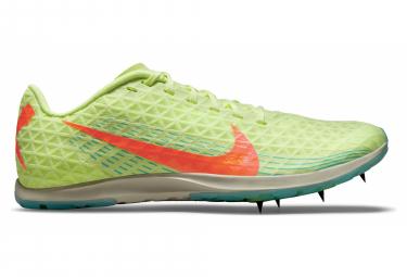 Chaussures d'Athlétisme Nike Zoom Rival XC 5 Jaune / Orange