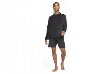 Pantalones cortos de yoga Nike Dri-Fit negros