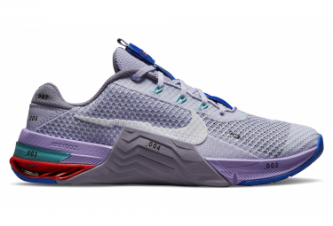 Chaussures de Cross Training Nike Metcon 7 Violet / Gris