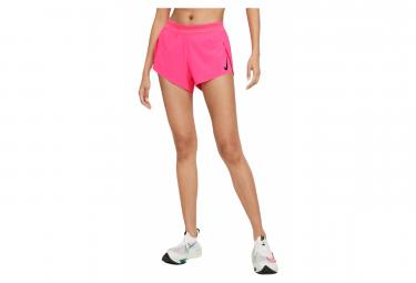 Short Femme Nike AeroSwift Rose