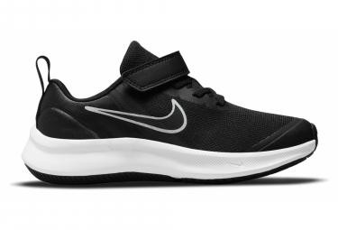 Chaussures Enfant Nike Star Runner 3 Noir / Blanc