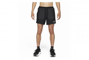 Pantalón corto Nike Dri-Fit Flex Stride Run Division negro
