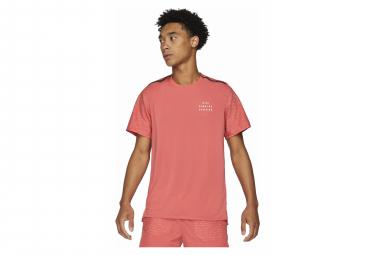 Maillot Nike Dri-Fit Rise 365 Run Division Orange