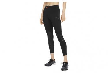 Collant 3/4 Femme Nike Dri-Fit Run Division Epic Luxe Noir