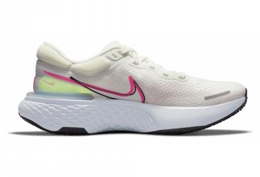 Zapatillas Nike ZoomX Invincible Run Flyknit Rawdacious para Hombre Blanco / Rosa