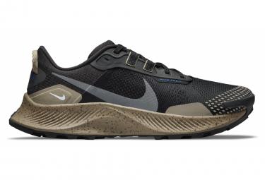 Chaussures de Trail Nike Pegasus Trail 3 Noir / Marron