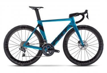 Felt FR AR Advanced Ultegra Di2 Rennrad Shimano Ultegra Di2 11F 700mm Blau Aquafresh 2021