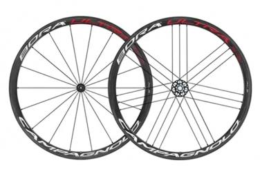 Campagnolo Bora Ultra 35 Tubular Wheelset | 9x100 - 9x130mm | Skates