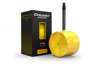 Pirelli Cinturato SmarTUBE Reinforced 700c Presta 60mm Inner Tube