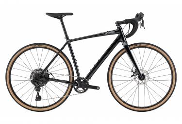 Gravel Bike Cannondale Topstone 4  microSHIFT Advent X 10V Noir