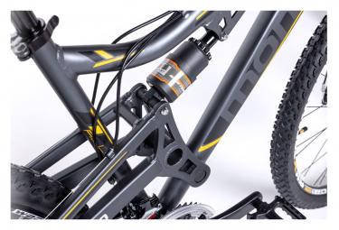 Moma Bikes Bicicleta Montaña SHIMANO EQX 27,5'Alu, 24V, Doble Freno Disco, Doble Susp. (Varias Tallas)
