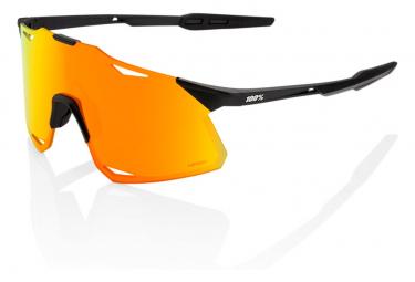 Gafas 100% Hypercraft black red UV catégorie 2