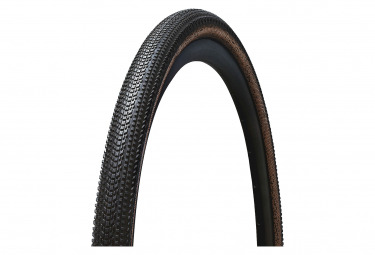 Hutchinson Touareg Gridskin Limited Edition 700 mm Gravel Neumático Tubeless Ready Plegable Gridskin Tan Paredes laterales