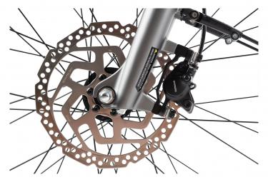Vélo de Ville Électrique Gitane  ORGANe Central Shimano Tourney/Altus 8V 500 Gris 2021