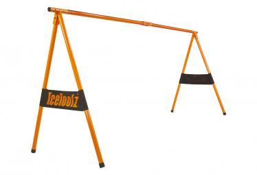 IceToolz P413 Bike Support Bar Orange