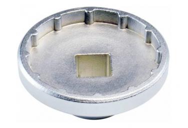 IceToolZ T47 50. 4mm Bottom Bracket Tool Silver