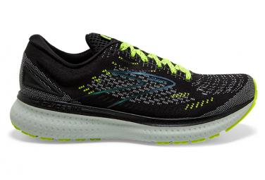 Chaussures de Running Brooks Running Glycerin 19 Run Visible Noir / Jaune