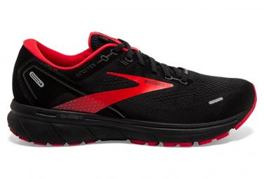 Brooks Ghost 14 GTX Trail Schuhe Herren Schwarz Rot