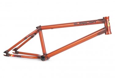 Cadre BMX Subrosa MR2 Orange