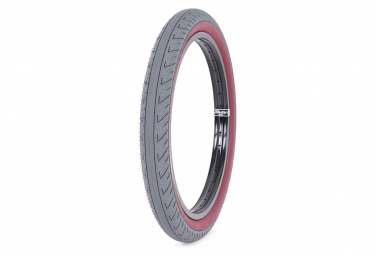 The Shadow Conspiracy Strada Nuova LP 20'' Finest BMX Tire Black / Red
