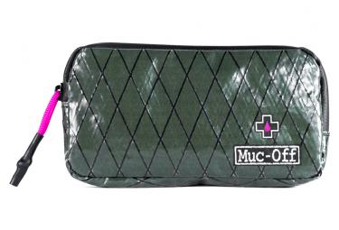Trousse Muc-Off Rainproof Essential Case Vert