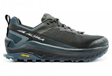 Chaussures de Trail Altra Olympus 4 Noir / Bleu