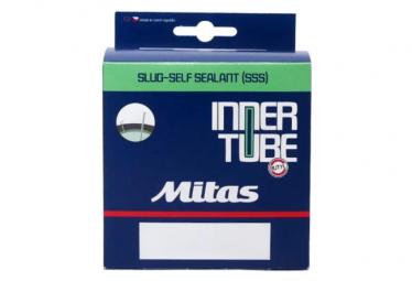 Chambre à Air avec Préventif Mitas Slug Self Sealant (SSS) 29'' BSC 0.9 mm Schrader 40 mm