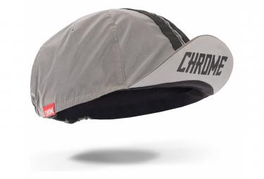 Casquette Chrome Cycling Reflective Gris