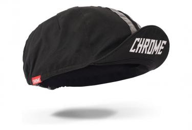 Casquette Chrome Cycling Noir