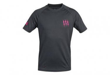 Muc-Off Short Sleeve Riders Jersey Dark Grey
