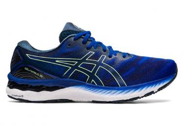 Asics Gel Nimbus 23 Blu Scarpe da corsa