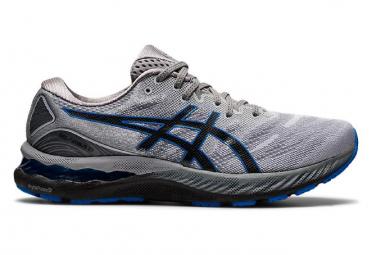 Asics Gel Nimbus 23 grigio blu scarpe da corsa