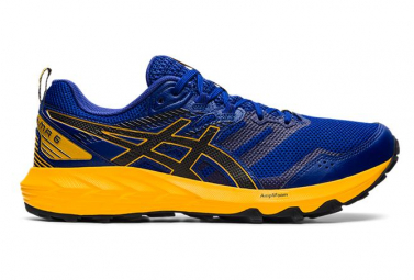 Scarpe da trail Asics Gel Sonoma 6 blu giallo