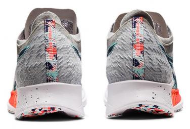 Chaussures de Running Asics Magic Speed Gris / Bleu