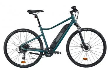 Bicicleta urbana eléctrica Riverside 500 E 8V 418 Wh Verde 2021
