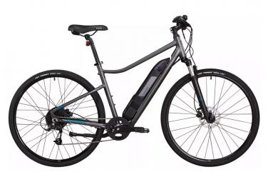 Vélo de Ville Électrique Riverside 500 E Panaché 8V 418 Gris 2021