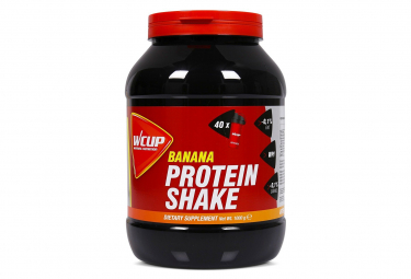 Wcup Protein 100% WPI Banane (1000g)