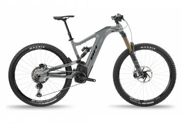 BH AtomX Carbon Lynx 6 Pro-SE Vollgefedertes Elektro-MTB Shimano XT 12V 720 Wh 29'' Grau 2021