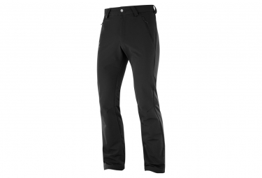Pantalon Thermique Salomon Wayfarer Warm Noir Homme