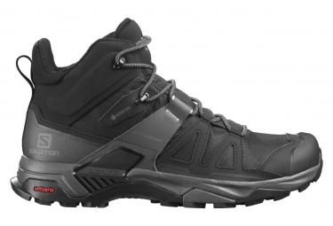 Chaussures de Randonnée Salomon X Ultra 4 Mid GTX Noir Homme