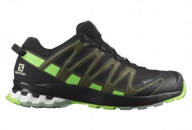 Zapatillas Salomon Xa Pro 3D V8 GTX para Hombre Negro / Verde