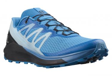 Chaussures de Trail Salomon Sense Ride 4 Bleu