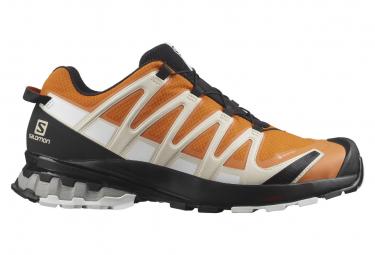 Zapatillas Salomon Xa Pro 3D V8 GTX para Hombre Naranja / Negro