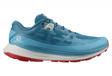 Chaussures de Trail Salomon Ultra Glide Bleu