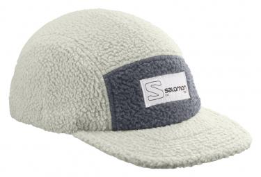 Casquette Salomon OUTLife Sweet Fleece Cap Gris Unisex