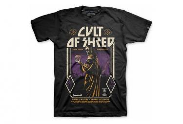 Camiseta Loose Riders Reaper negra