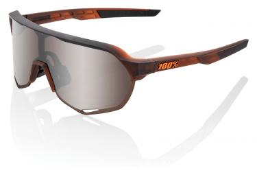 Gafas 100% S2 brown silver UV catégorie 3