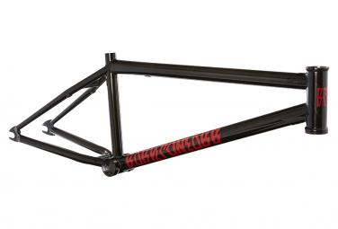 Cadre BMX S and M BTM XL Noir
